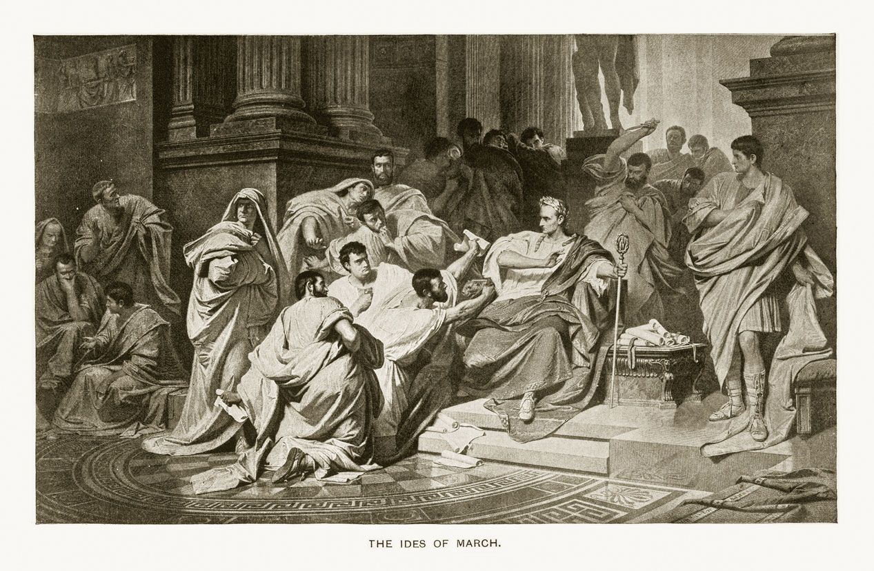 ides of march! - photo #2